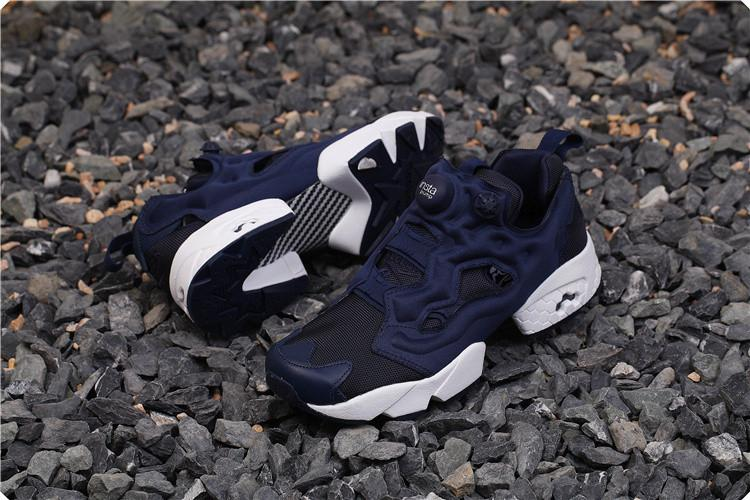 Reebok Pump Fury OG 'Dark Blue' (Tmall ORIGINAL)