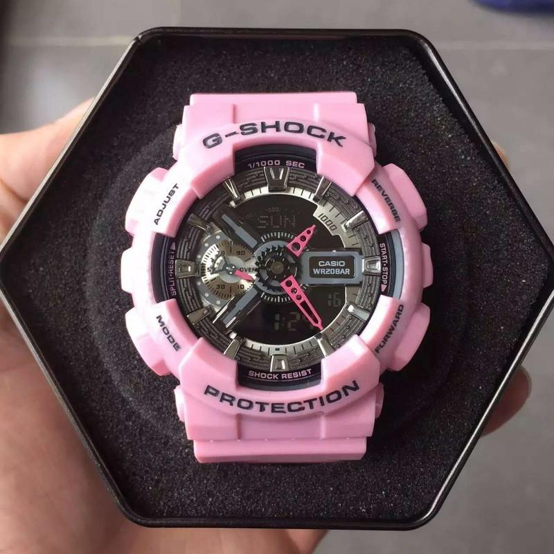 G-Shock GMA-S110MP-4A2 Pink / Black