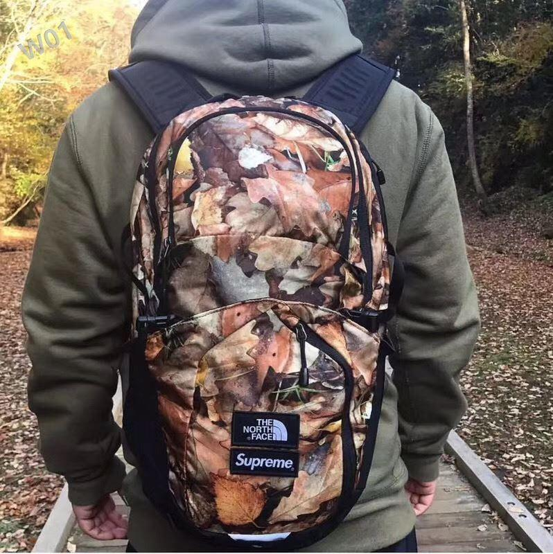 36a871e7 Supreme X North Face Leaves Backpack