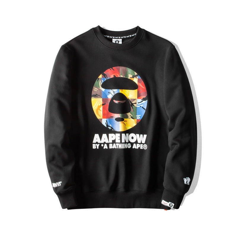 AAPE By A Bathing Ape 19 FW #11 Sweater