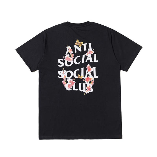 Anti Social Social Club 18 ss T-Shirt #001