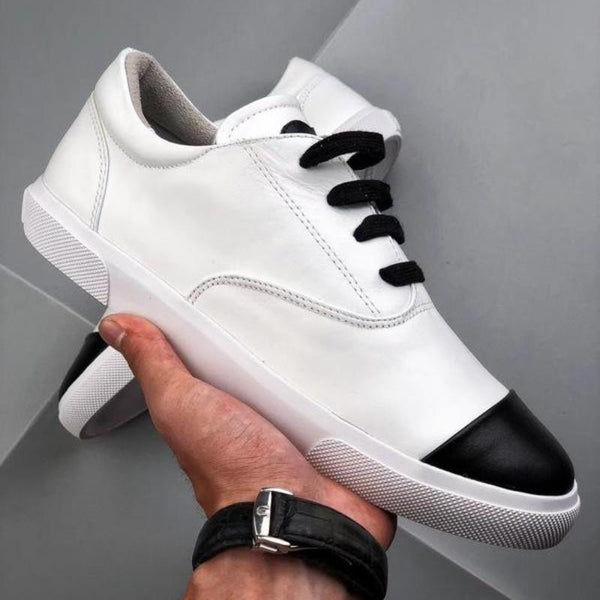 Chanel 2018ss Vintage Sneakers G38698 White