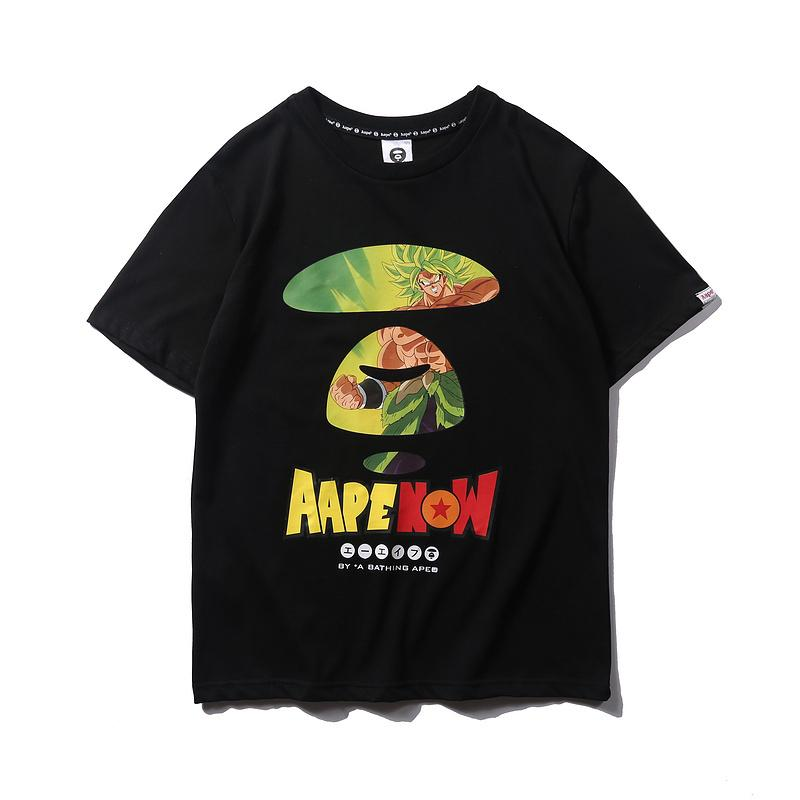Aape By A Bathing Ape x Dragon Ball Super Broly 02 T-Shirt