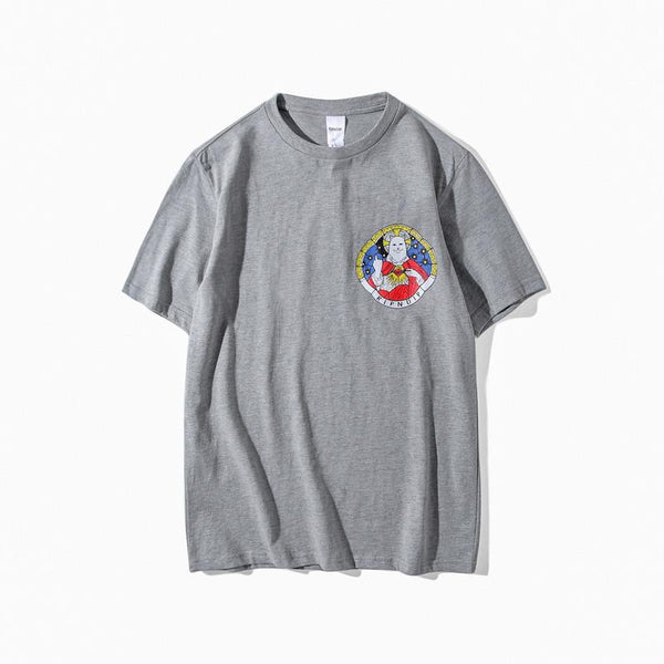 RIPNDIP 'Stained Glass Granny' Tee