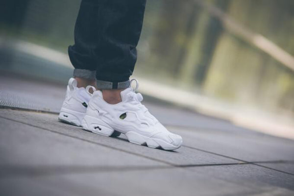 Reebok Pump Fury OG 'White' (TMALL ORIGINAL)