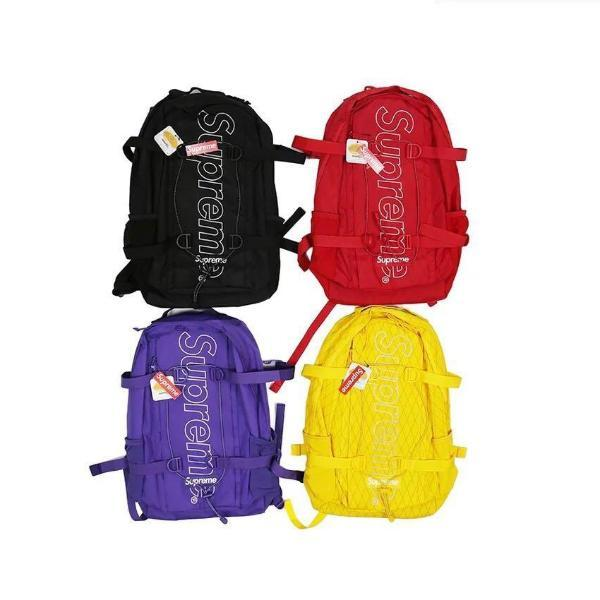 Supreme 18FW 45th Backpack