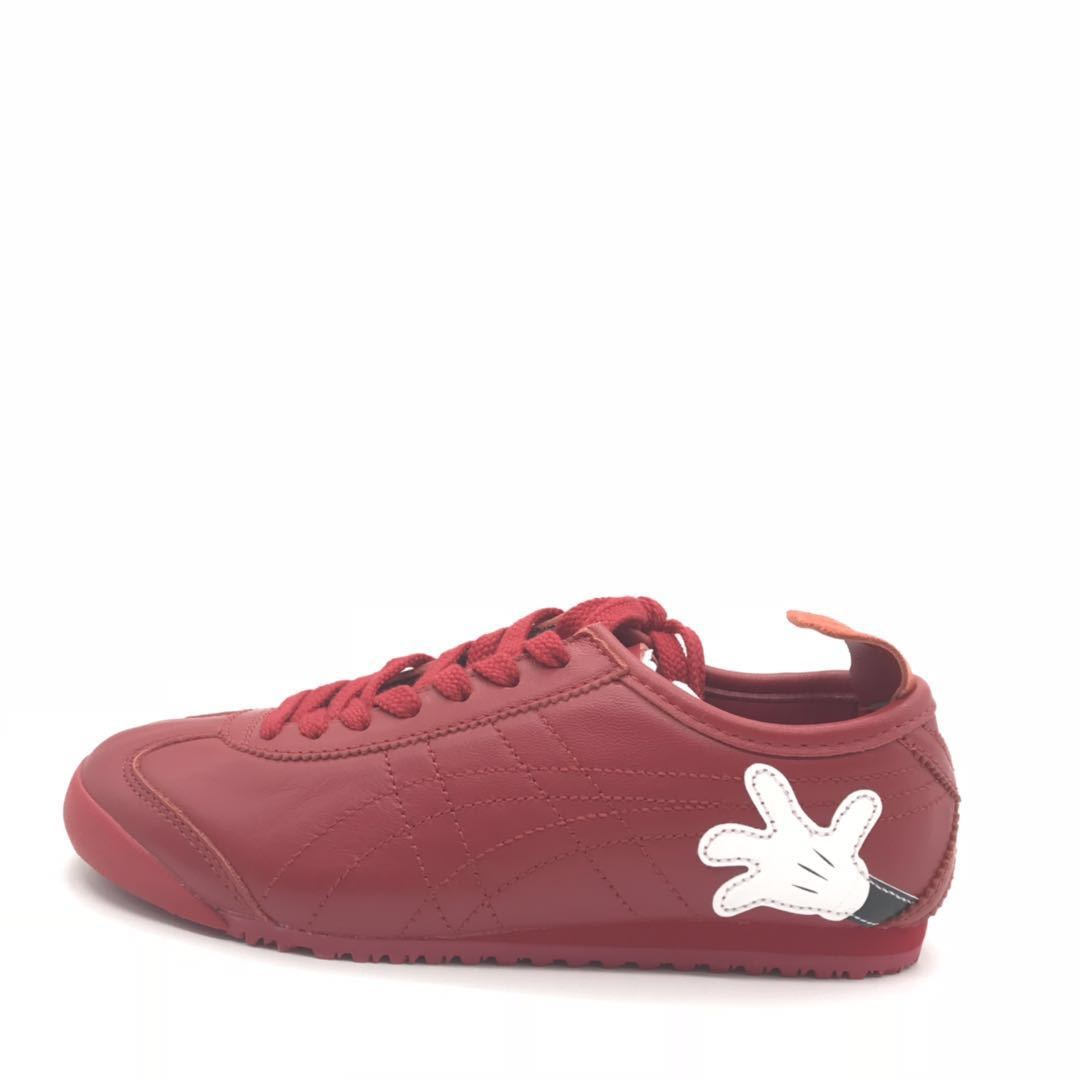 timeless design f660a bb9c2 Onitsuka Tiger X Disney Mexico 66 - Mickey / Red -39