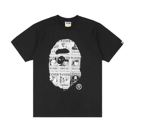 A Bathing Ape® x One Piece #001 T-Shirt