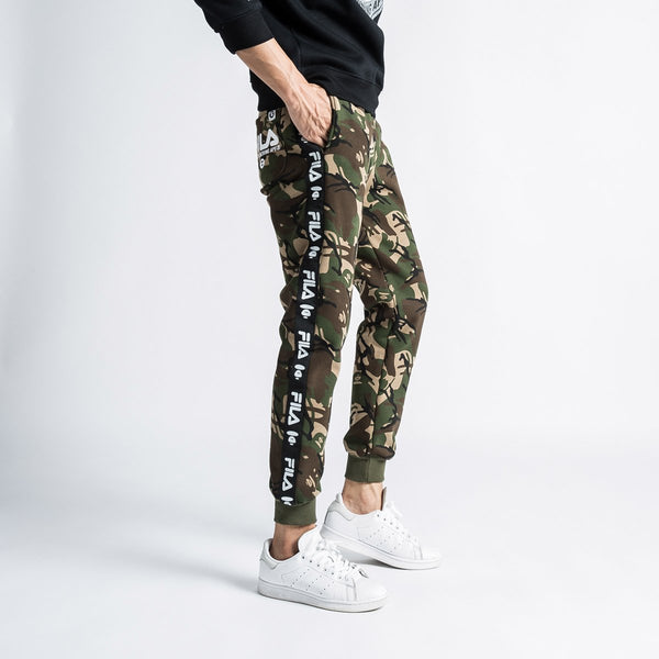 AAPE By A Bathing Ape X FILA Pants