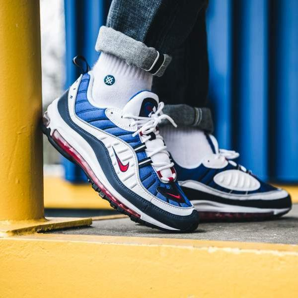 watch 57757 a46ab Air Max 98 OG 'Gundam'