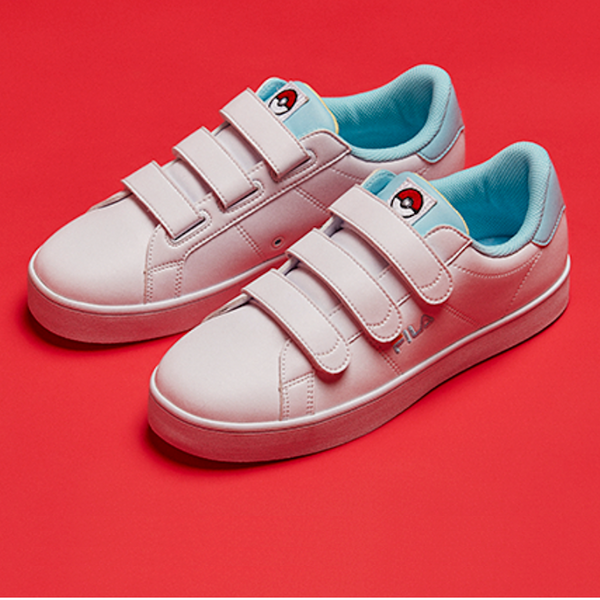 Pokemon x Fila Court Deluxe Low Squirtle