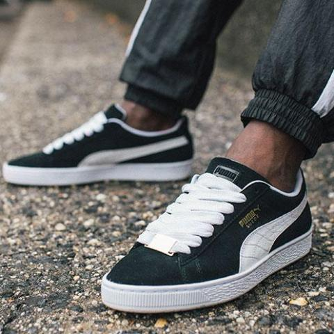 huge selection of 95702 5f3ba Puma Suede Classic Bboy Fabuloud Black