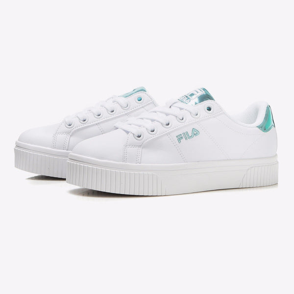 Fila Court Deluxe Bold Shiny 'Blue Turquoise'