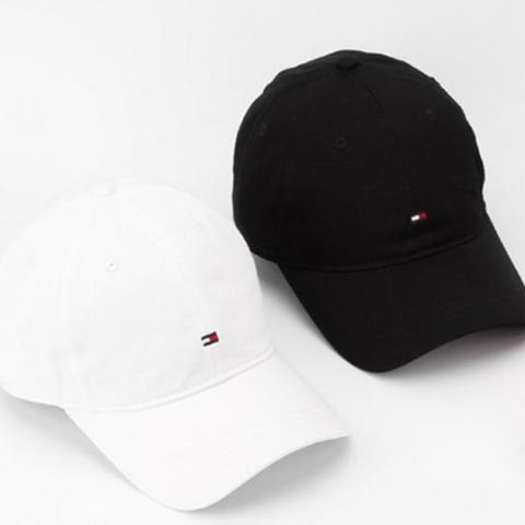 Tommy Small Classic Box Cap