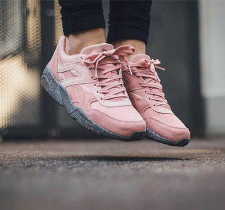 Puma Trinomic R698 Coral Cloud Pink