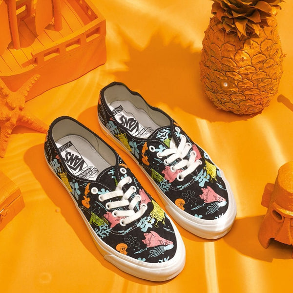 Vans Vault x SpongeBob OG Authentic LX 'Aloha Blue '