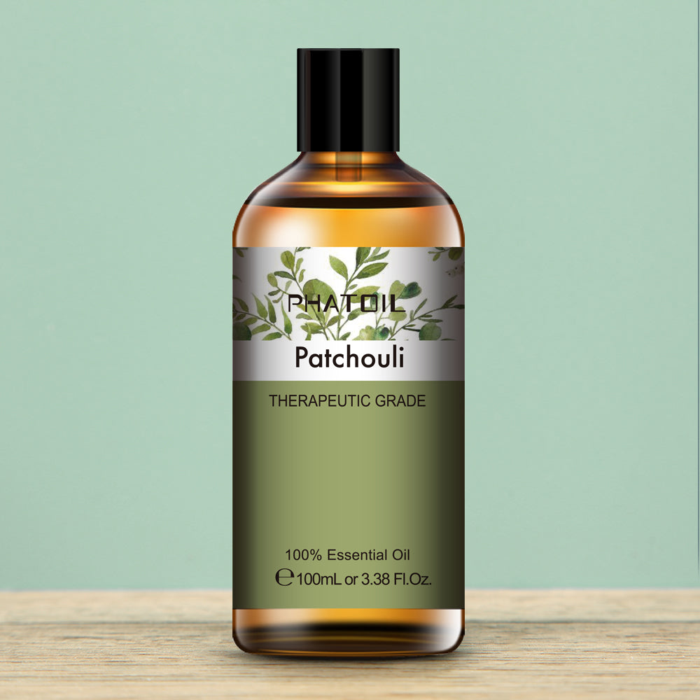 100ml Patchouli Essential Oil
