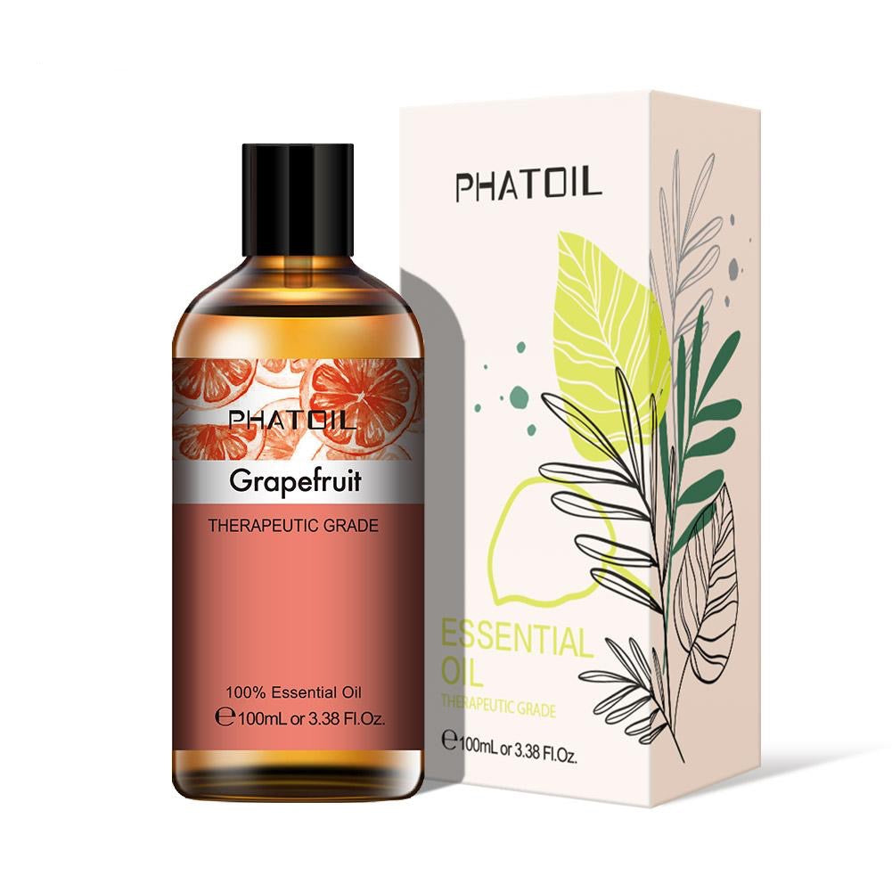 Grapefruit Essential Oil - 1SpyCamera