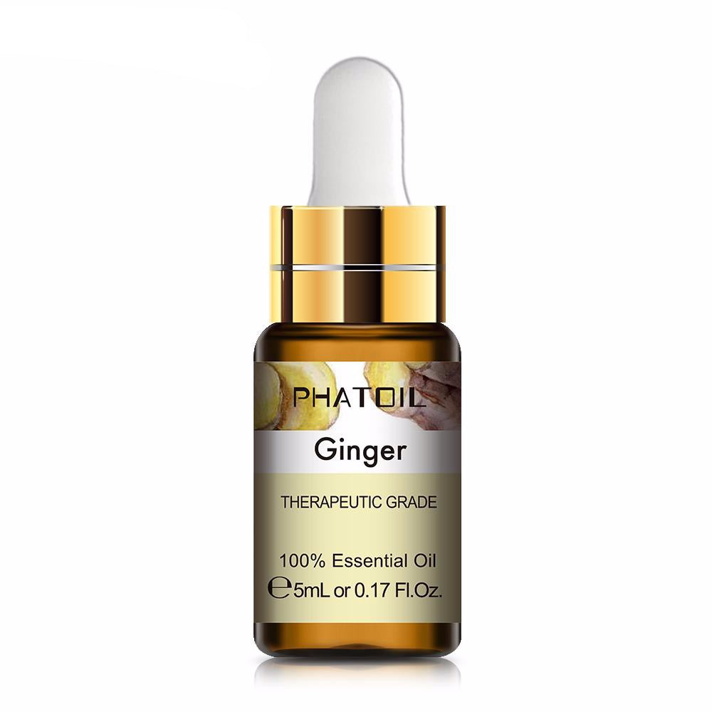 Ginger Essential Oil - 1SpyCamera