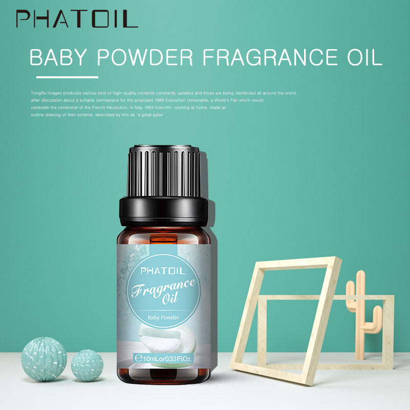 Baby Powder Fragrance Oil - 1SpyCamera