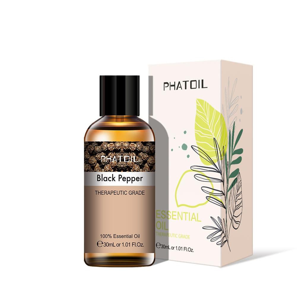 Black Pepper Essential Oil - 1SpyCamera