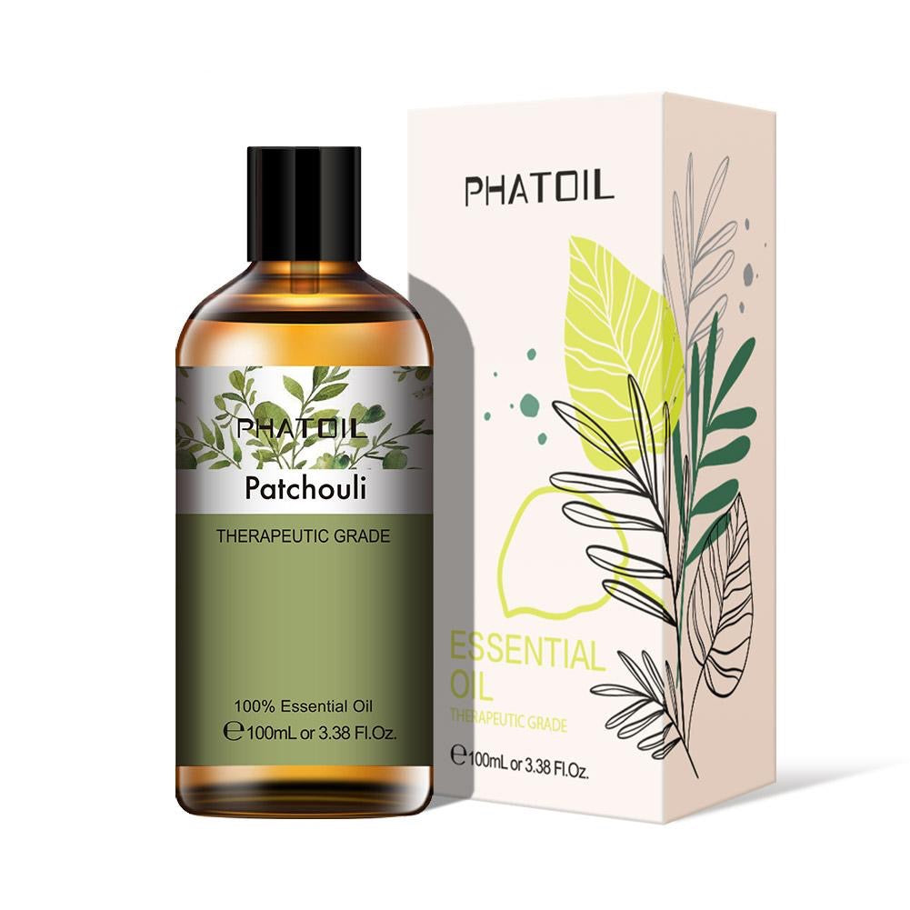 Patchouli Essential Oil - 1SpyCamera