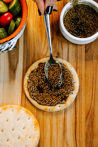 Spread: Spicy Za'atar Condiment Spread