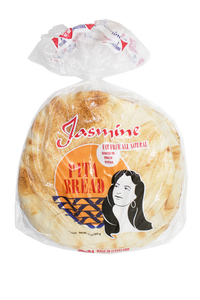 Jasmine FRESH Authentic Pita Bread