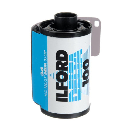 ILFORD Delta 100 Professional B&W Negative 135-36 Film