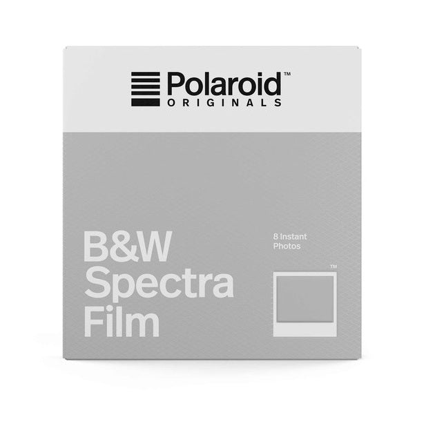 Polaroid Originals Spectra B&W Film