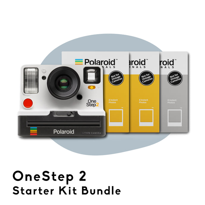 OneStep2 Viewfinder i-Type Camera Starter Kit Bundle