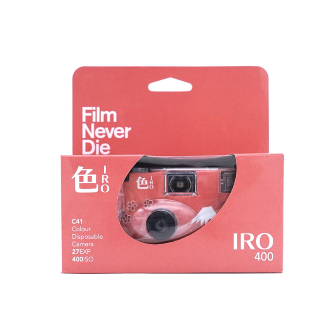 IRO 400 Disposable Camera
