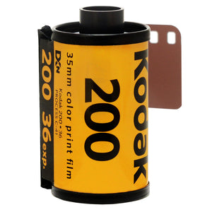 KODAK Gold 200 Color Negative 135-36 Film