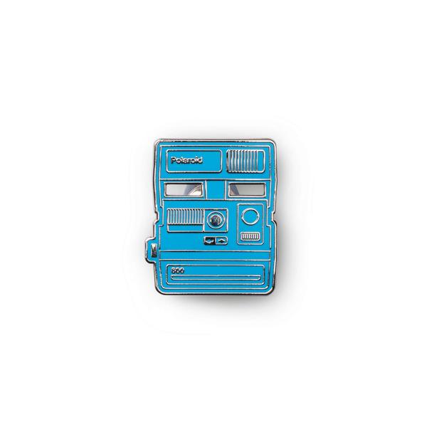 Polaroid Originals Camera Pin Badge - 600