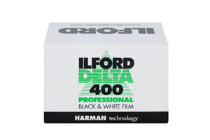 ILFORD Delta 400 Professional B&W Negative 135-36 Film