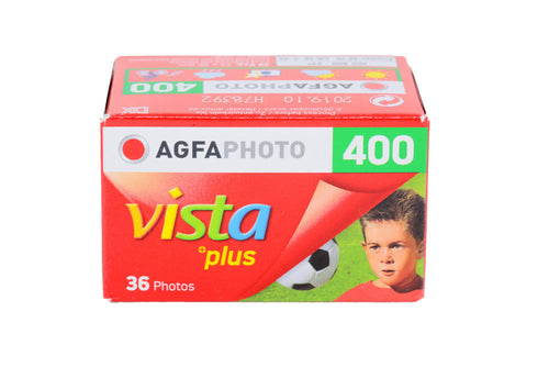 AGFAPHOTO VistaPlus 400 Color Negative 135-36 Film