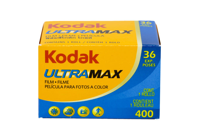 KODAK Ultramax 400 Color Negative 135-36 Film