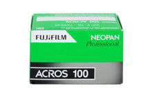 Load image into Gallery viewer, FUJIFILM Neopan ACROS 100 B&W Negative 135-36 Film