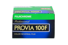 Load image into Gallery viewer, FUJIFILM Fujichrome Provia 100F Color Transparency 135-36 Film