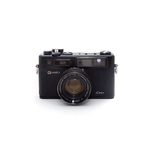 Yashica Electro 35 GTN (Serial number: H 1906472)