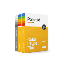 Load image into Gallery viewer, Polaroid Originals i-Type Core Film Triple Pack