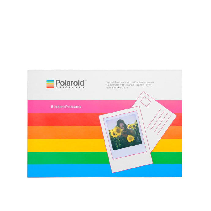 Polaroid Originals Pack of 8 Instant Postcards