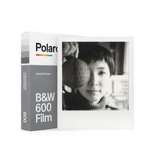 Load image into Gallery viewer, Polaroid Originals 600 B&W Film