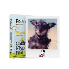 Load image into Gallery viewer, Polaroid Originals i-Type Color Film ‑ (Peanuts Edition)