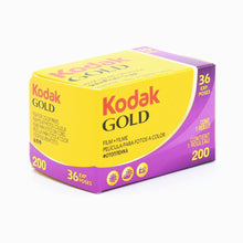Load image into Gallery viewer, KODAK Gold 200 Color Negative 135-36 Film