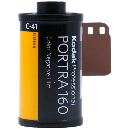 KODAK Professional Portra 160 Color Negative 135-36 Film