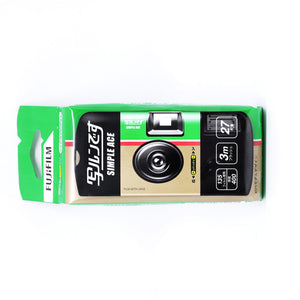 Fujifilm Simple Ace ISO400 Disposable Camera