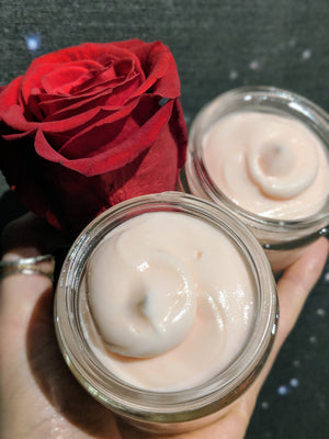 Vanilla Rose Face Cream