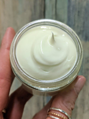 Bright Lemongrass Whipped Lotion