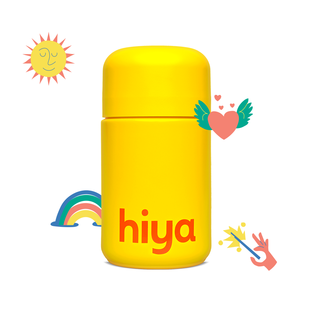 Kids Daily Multivitamin - Hiya Health | Essential Super Nutrients for Kids